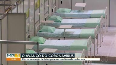 Covid-19: Especialistas afirmam que 15% dos pacientes precisarão de terapia intensiva - Segundo os especialistas, a terapia intensiva pode aumentar as chances de sobrevivência.