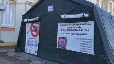 Moradores da Fronteira Oeste diagnosticados com coronavírus descumprem isolamento - Dois pacientes chegaram a fugir do hospital.