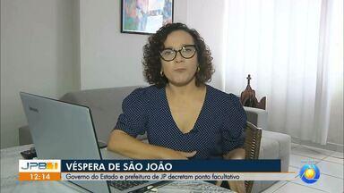 Veja o que abre e fecha no feriado de São João - Bancos, repartições públicas e órgãos da Justiça têm mudam funcionamento devido o feriado.