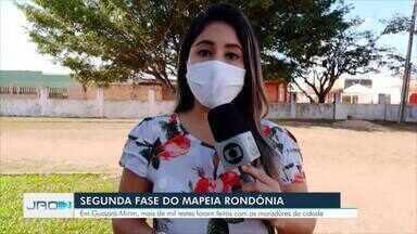Mais de mil testes rápidos foram realizados em Guajará-Mirim em fase do Mapeia Rondônia - Segunda fase do programa aconteceu de 17 a 22 de junho