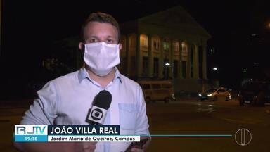 Câmara de Campos, RJ, vota criação de verba para combater a pandemia - Vereadores fizeram 6 sessões em dois meses.