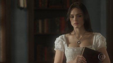 Anna se recusa a ajudar Thomas a encontrar o galeão - Ela conclui que foi o marido que roubou os pertences de seu pai. Thomas faz ameaças à mulher