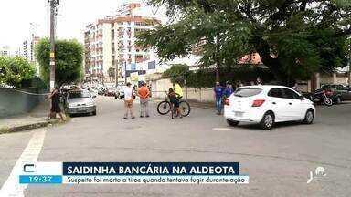 Saidinha bancária na Aldeota - Saiba mais em g1.com.br/ce