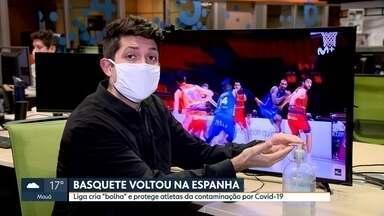 Veja o bloco do Globo Esporte no SP1 de sexta-feira, 26/06/2020 - Veja o bloco do Globo Esporte no SP1 de sexta-feira, 26/06/2020
