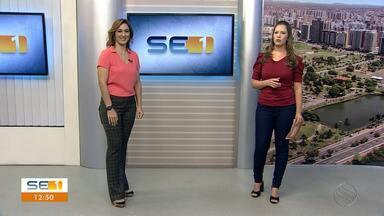 Tâmara Oliveira apresenta os destaques do esporte sergipano - Tâmara Oliveira apresenta os destaques do esporte sergipano.