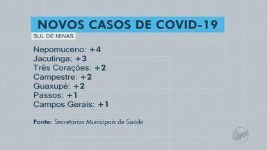 Machado confirma 1ª morte por Covid-19; prefeituras registram novos casos e mortes - Machado confirma 1ª morte por Covid-19; prefeituras registram novos casos e mortes