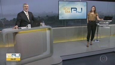 Bom Dia Rio - Edição de segunda-feira, 29/06/2020 - As primeiras notícias do Rio de Janeiro, apresentadas por Flávio Fachel, com prestação de serviço, boletins de trânsito e previsão do tempo.
