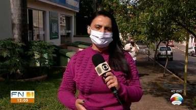 Funcionária da Prefeitura de Presidente Bernardes é diagnosticada com a Covid-19 - Diante da confirmação, o município tomou várias providências para prevenir o contágio dos demais servidores.