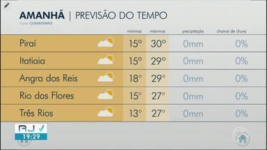 Previsão do tempo: Sol aparece entre nuvens nesta terça-feira no Sul e Costa Verde do Rio - Frio continua, mas à tarde os termômetros voltam a subir.