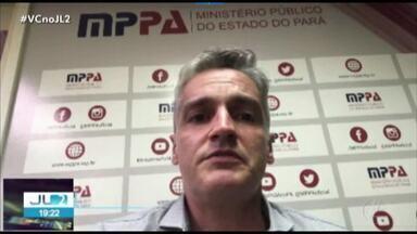 MPPA pede o afastamento do cargo do secretário de estado de saúde Alberto Beltrame - MPPA pede o afastamento do cargo do secretário de estado de saúde Alberto Beltrame