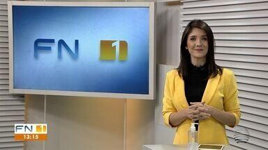 FN1 - Edição de Terça-feira, 30/06/2020 - Telespectadores denunciam aglomerações de pessoas em bairros de Presidente Prudente. Campanha de vacinação contra a gripe é prorrogada novamente. Policial militar é preso em investigação sobre o tráfico de entorpecentes.