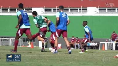 Enquanto Flu está praticamente classificado, Vasco joga a vida para avançar no Carioca - Enquanto Flu está praticamente classificado, Vasco joga a vida para avançar no Carioca