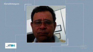 Motorista de aplicativo morto a facadas é enterrado em Goiânia - Teve manifestação durante o velório.