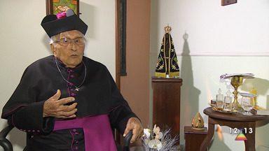 Aos 100 anos, morre padre Ernesto Cunha em São José dos Campos - Ele era o padre mais velho do Vale do Paraíba, segundo a Diocese