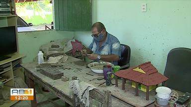Governo de PE cancela Fenearte em 2020 devido à pandemia do novo coronavírus - Feira estava prevista para ocorrer entre esta quarta-feira (1º) e o dia 12 de julho. Iniciativas foram anunciadas para ajudar artesãos prejudicados financeiramente.