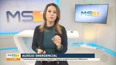 MS1 - Campo Grande - quinta-feira - 02/07/20 - MS1 - Campo Grande - quinta-feira - 02/07/20