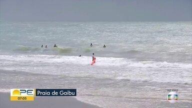 Veja quais atividades foram liberadas nas praias do Cabo de Santo Agostinho - Decreto autoriza surfe em nove praias, além de banho de mar.