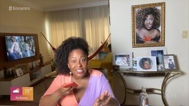 Tia Má faz uma análise divertida da programação semanal da TV no 'Você Viu' - Confira