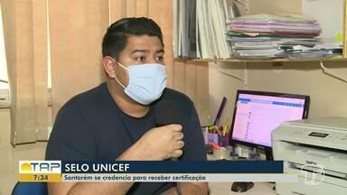 Núcleo de Cidadania dos Adolescentes de Santarém está a um passo de receber Selo Unicef - O resultado para o reconhecimento dos municípios que serão certificados pelo Unicef será disponibilizado no segundo semestre de 2020.