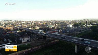 Pesquisa aponta aumento da circulação de veículos nas ruas de Salvador em meio à pandemia - Levantamento mostra como está o fluxo em locais como as avenida Paralela e Bonocô, além da orla.
