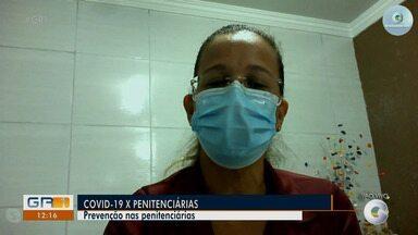 Presídio de Salgueiro registrou casos da Covid-19 - Até o momento, são dois detentos infectados. O que já traz uma grande preocupação, por causa da facilidade de propagação do vírus.
