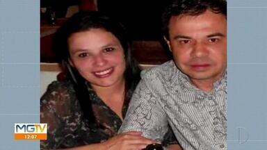 Enterrado em Governador Valadares o corpo da mulher assassinada pelo marido - Crime foi no município de Boa Esperança, no Sul do estado.