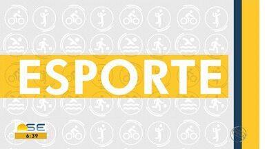Confira as notícias do Esporte desta sexta-feira (03/07) - Thiago Barbosa apresenta as informações.