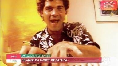 30 anos sem Cazuza - Músicos relembram histórias com o cantor
