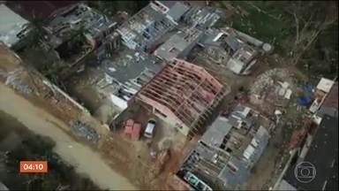Moradores de SC tentam recuperar o que foi destruído por ciclone bomba - No total, 188 municípios do estado registraram prejuízo com a passagem do fenômeno.