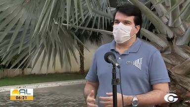Aplicativo identifica estabelecimentos que não cumprem as medidas sanitárias - Veja na reportagem de Douglas Lopes.
