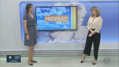 Veja a previsão do tempo para a região de Ribeirão Preto, SP - Semana começou com temperaturas mais altas e expectativa é de que clima se mantenha mais quente nos próximos dias.