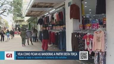 Prefeitos da Região Sul do RS não contestam a classificação da bandeira vermelha - Município de Rio Grande decidiu adotar bandeira preta em razão do crescimento de casos da doença e da lotação de leitos na UTI para pacientes com Covid-19.