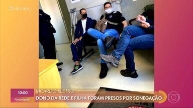 Saiba quais são os assuntos mais comentados nas redes sociais - Prisão do dono da Ricardo Eletro por sonegação e confronto entre traficantes e milianos no Rio de Janeiro são assuntos em alta no momento