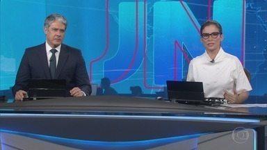 Jornal Nacional, Íntegra 08/07/2020 - As principais notícias do Brasil e do mundo, com apresentação de William Bonner e Renata Vasconcellos.