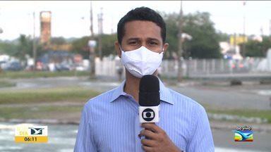 Maranhão chega a 2.324 mortes devido ao novo coronavírus, diz SES - Segundo a Secretaria de Estado da Saúde (SES), 18.563 pessoas seguem em tratamento no Maranhão, sendo que a maioria está em isolamento domiciliar.