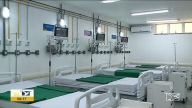 Alas exclusivas para Covid-19 são fechadas em São Luís - Com a diminuição da ocupação dos leitos para tratamento da Covid-19, os hospitais seguem fechando algumas alas que antes eram exclusivas para pacientes com o novo coronavírus.
