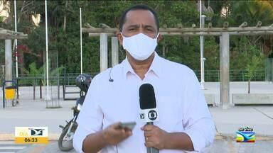 Veja os casos do novo coronavírus em Balsas - Secretaria de Saúde mantém o alerta na área de saúde porque os números da Covid-19 no município continuam subindo.