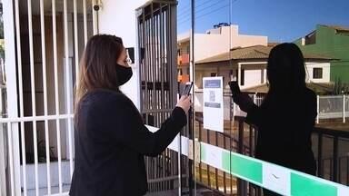 Sistema alerta empresas e clientes sobre contato com pessoas diagnosticadas com Covid-19 - Startup de Florianópolis criou um sistema de rastreamento inteligente para alertar empresas e clientes sobre o contato com pessoas diagnosticadas com Covid-19.