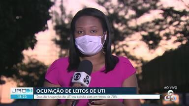 Rondônia é o que mais realiza testes para Covid-19 em relação ao número de habitantes - Estado foi destaque no Jornal Nacional