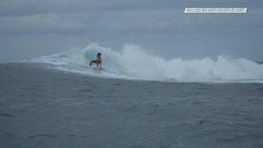 Anantara Resort (Mentawai) - A família chega a Mentawai. Bellinha cai na água com Pato e Fabiana aproveita um pouco da culinária indonesia e as facilidades que o resort oferece.