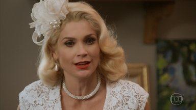 Sandra planeja atentar contra a vida de Candinho no dia de seu casamento - Candinho exige que Ernesto procure Filomena. Pancrácio sugere que Romeu leve seu dinheiro até Cunegundes