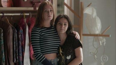 Eliza aceita voltar para a casa de Arthur e vence mais uma etapa do concurso - undefined