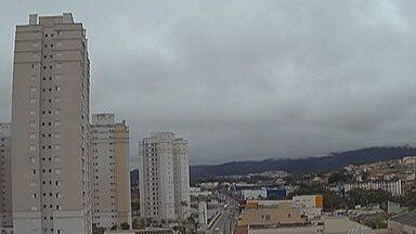 Veja a previsão do tempo para o Alto Tietê nesta quarta-feira (15) - Confira como ficará o tempo nas cidades da região.