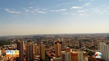 Confira a previsão do tempo nesta quarta-feira no Oeste Paulista - Tiago Rodrigues participa do Fronteira Notícias 1ª Edição.