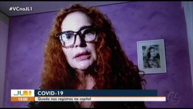 Especialista fala sobre a queda de casos de Covid-19 em Belém - Especialista fala sobre a queda de casos de Covid-19 em Belém