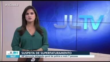Delegado-geral de Polícia Civil do PA, Alberto Teixeira é investigado por superfaturamento - Outras sete pessoas, incluindo proprietários de empresa, são alvos da ação pelo MP.