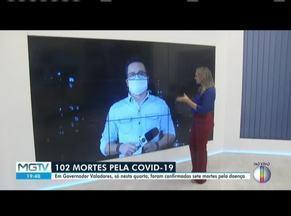 Covid-19: Governador Valadares ultrapassa 100 mortes pela doença (Parte 2) - Sete mortes foram registradas no boletim epidemiológico desta quarta-feira (15).