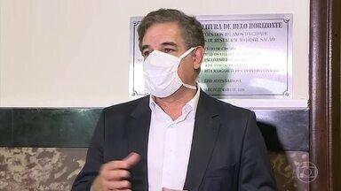 Governo de Minas espera que essa seja a semana mais crítica em relação à Covid-19 - Nos últimos três dias, Minas Gerais registrou 6.335 novos casos de Covid-19, o que representa 7% do total de infectados no estado.