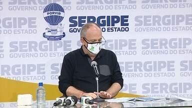Governador de Sergipe testa positivo para Covid-19 - Belivaldo Chagas é o nono governador a contrair a doença no Brasil. Segundo ele, teste foi realizado na quarta-feira (15), e ele está assintomático.
