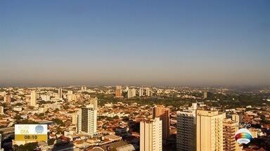 Oeste Paulista fica com tempo firme nesta sexta-feira - Confira a previsão para algumas cidades.